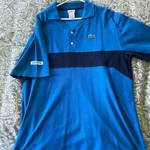 Lacoste sport men's polo size 6 (XL)